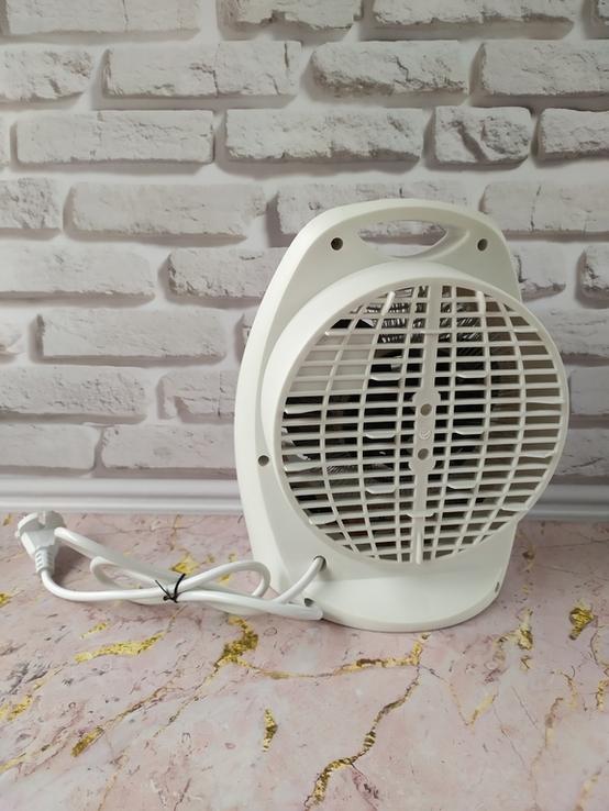 Тепловентилятор, электрообогреватель, дуйка Domotec MS 5901 мощностью 2000 Вт, фото №3