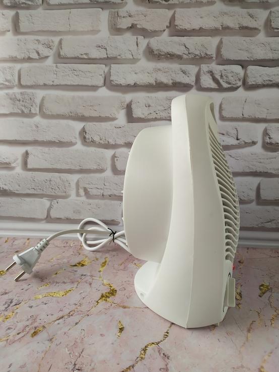 Тепловентилятор, электрообогреватель, дуйка Domotec MS 5901 мощностью 2000 Вт, фото №4