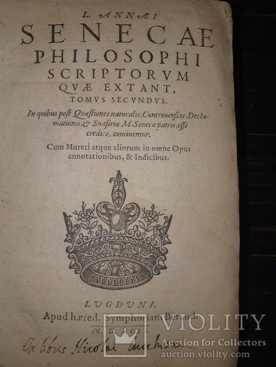 1592 Философия Сенеки