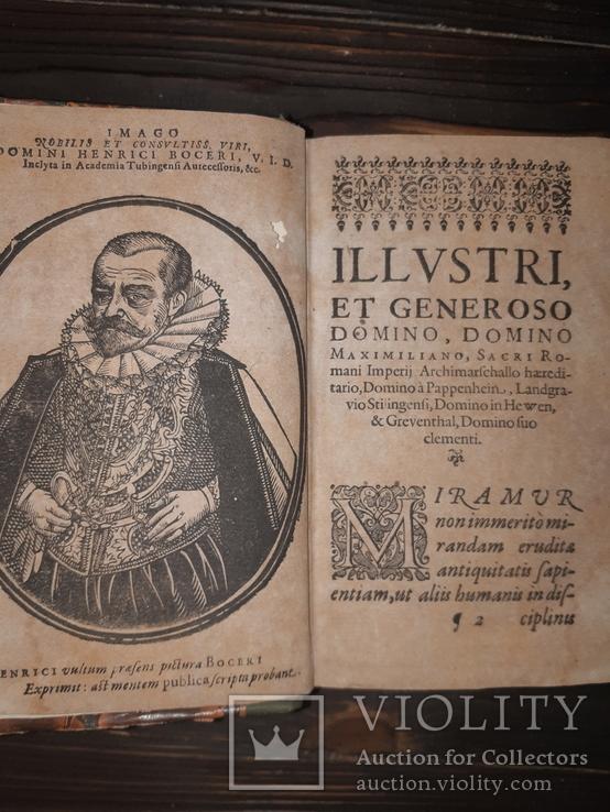 1612 Трактат к вопросу о пытках - Первое издание, фото №5