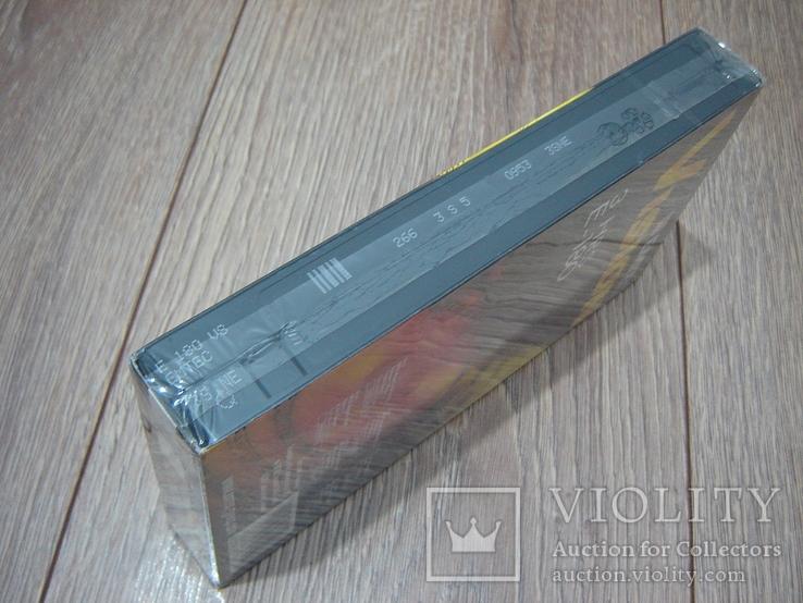 Видеокассета EMTEC 180. Запечатанная., фото №6