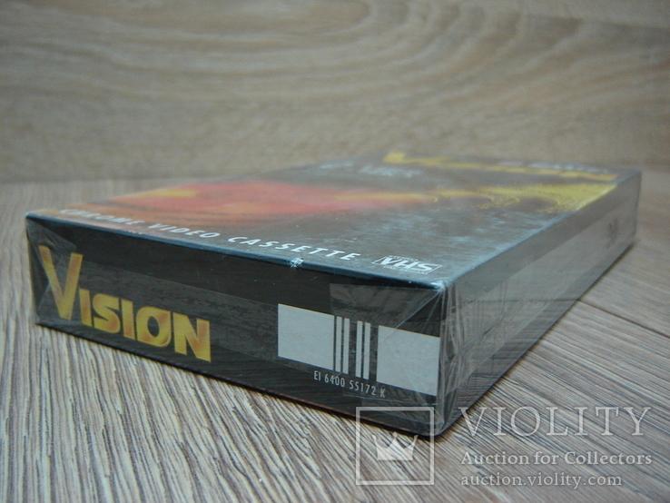 Видеокассета EMTEC 180. Запечатанная., фото №8