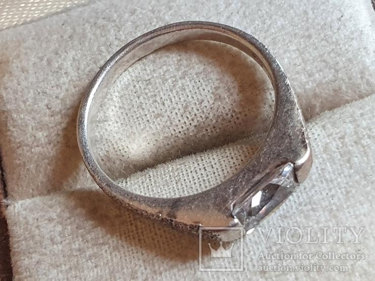Колечко серебро 925 проба. Размер 18.5, фото №5