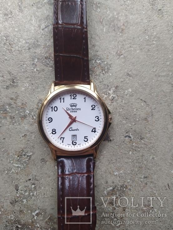 Часы Richelieu рабочие (по невыкупу), фото №2