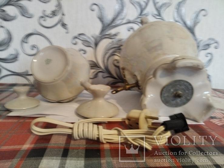 Самовар с чайником, фото №5