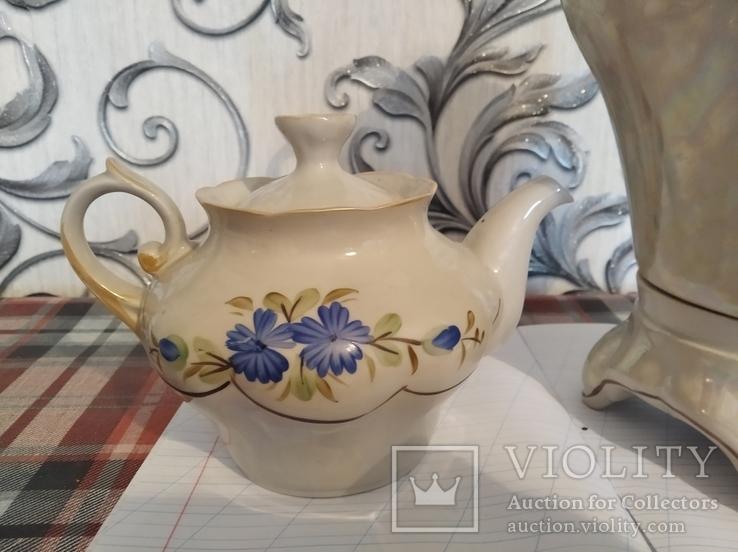 Самовар с чайником, фото №10
