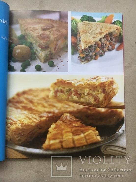 Быстро и вкусно Соленые и сладкие пироги, фото №11
