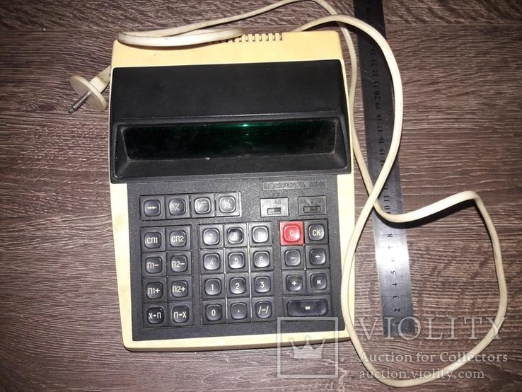 """Калькулятор """" Электроника МК 44"""", фото №2"""