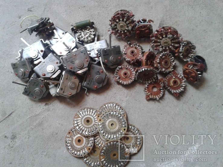 Много интересного на серебро, цветмет, другое, фото №10