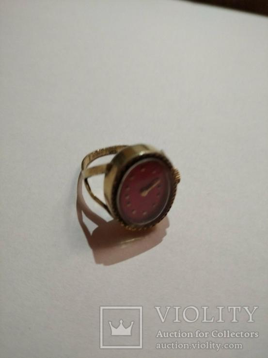 Годинник Чайка кольцо, фото №3