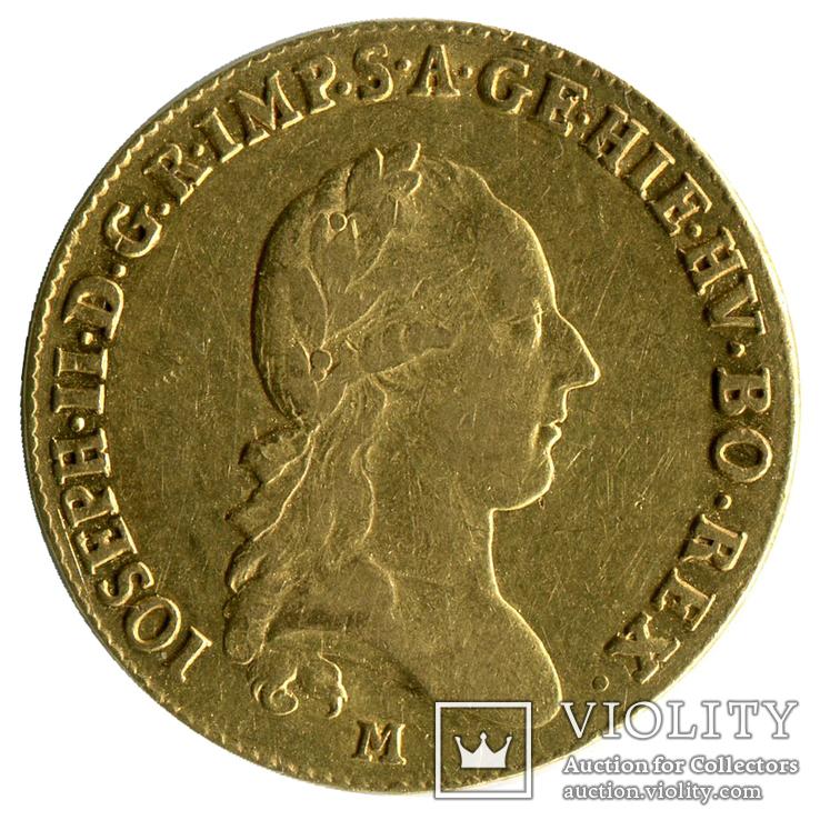 Соврано 1786г. Австрия