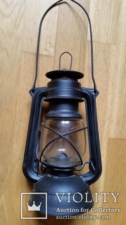 Гасова лампа ARBA Tallinn, Н23,5 см, фото №4