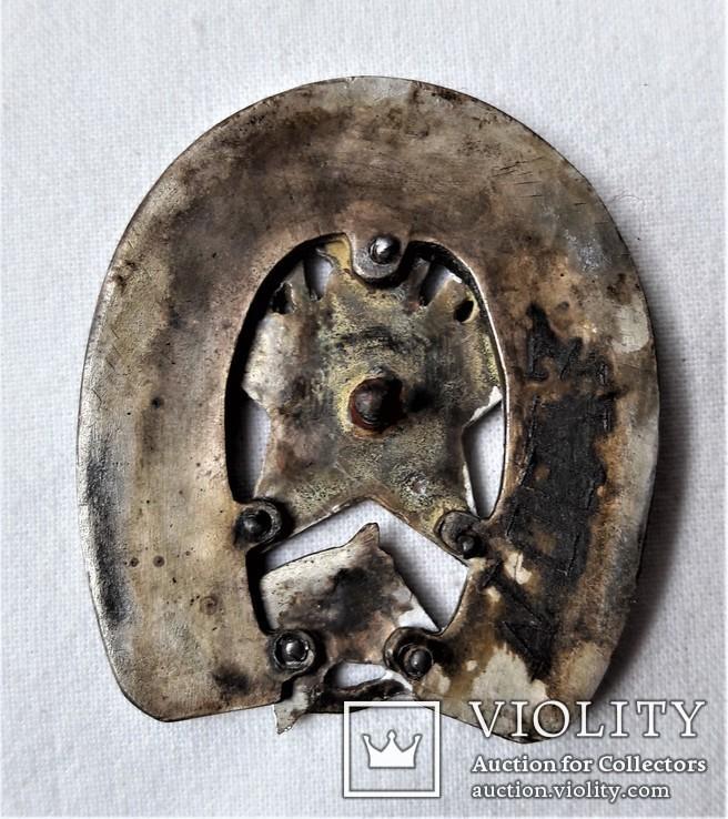 Знак За Отличную рубку для кавалерии и конной артиллерии, РККА, копия, №0047, 1928г (1), фото №10