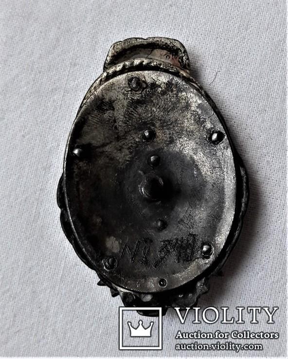 Знак За работу по пожарному делу НКВД РСФСР, копия, 1928-30гг, №340, фото №10