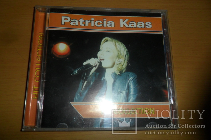 Диск CD сд Patricia Kaas - Hit Collection, фото №2