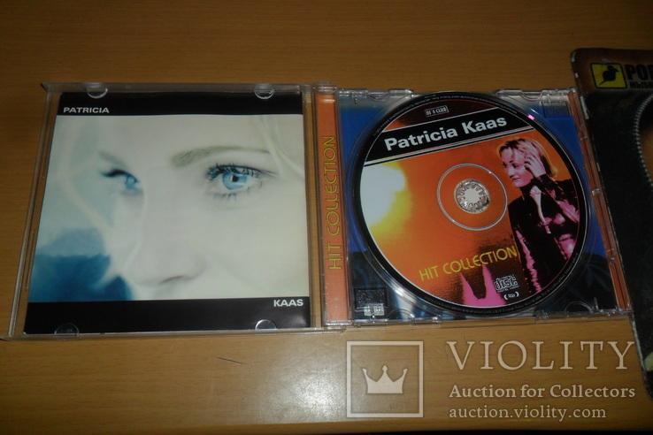 Диск CD сд Patricia Kaas - Hit Collection, фото №5