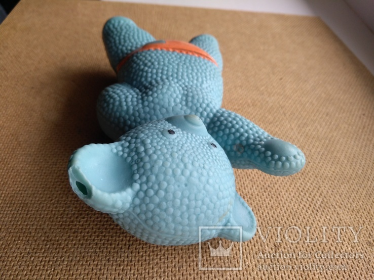 Мишка резиновый 15см, фото №9
