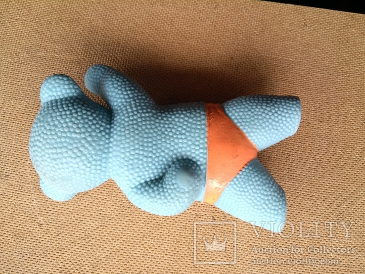 Мишка резиновый 15см, фото №11
