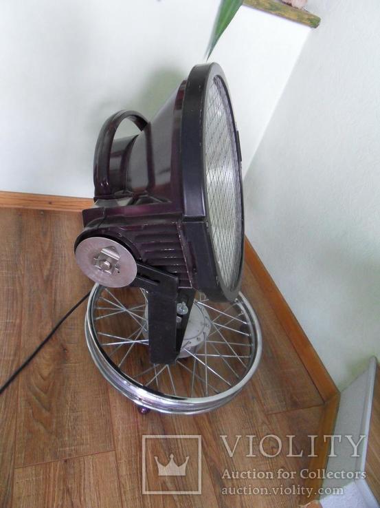 Дизайнерский прожектор, Лофт освещение, Рокер декор,индустриальный стиль, фото №10