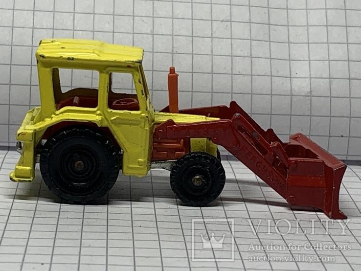 Corgi Juniors Massey Ferguson Tractor 3303, фото №4