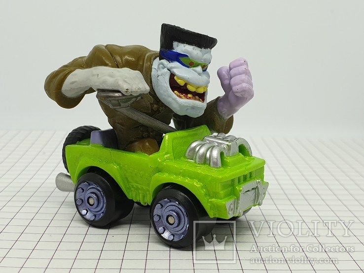 Creata 2013 Toy Car MONSTER (c) 1