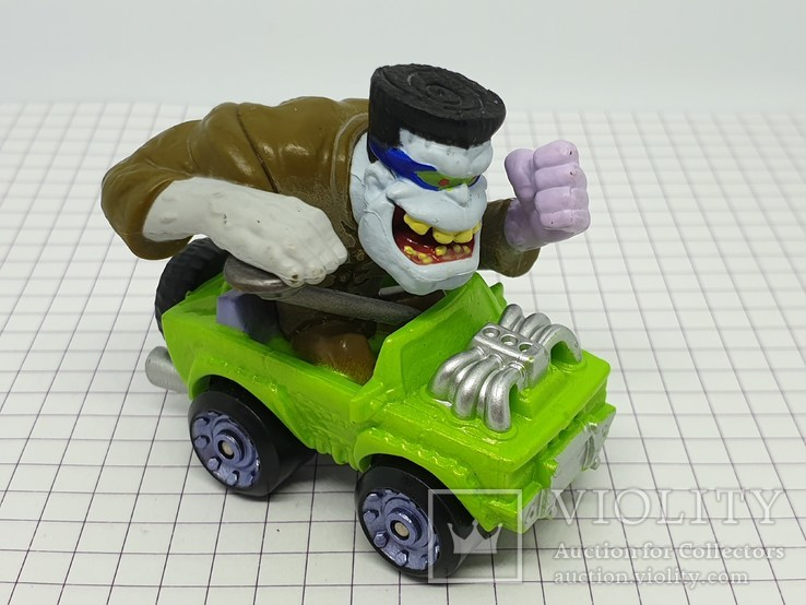 Creata 2013 Toy Car MONSTER (c) 1, фото №3