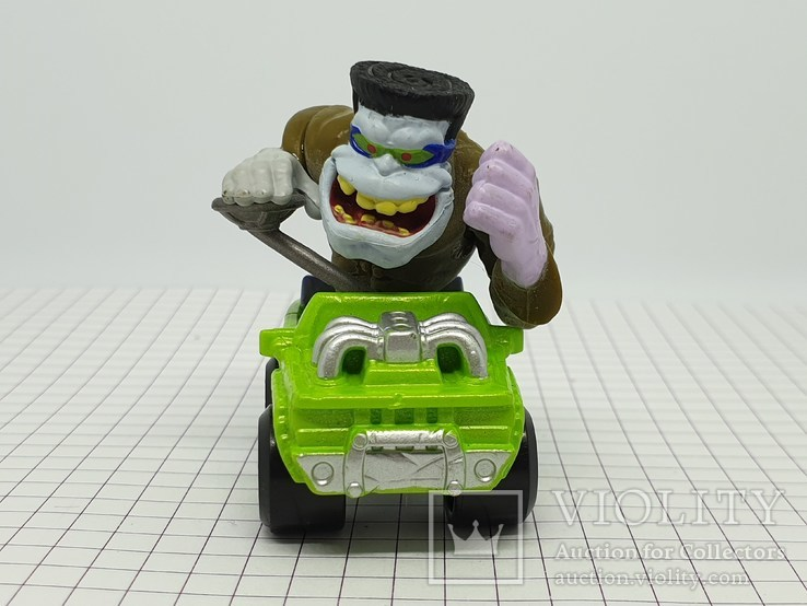 Creata 2013 Toy Car MONSTER (c) 1, фото №4