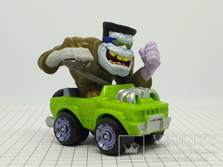 Creata 2013 Toy Car MONSTER (c) 1, фото №7