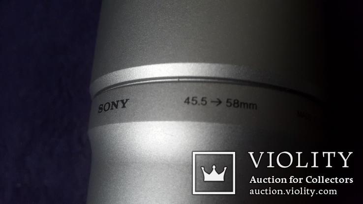 Японский Объектив Sony 45/5-58 mm, фото №9