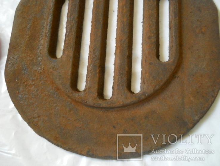 Решетка чугунная., фото №9