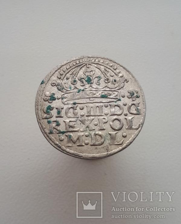 Коронный грош 1613 г.