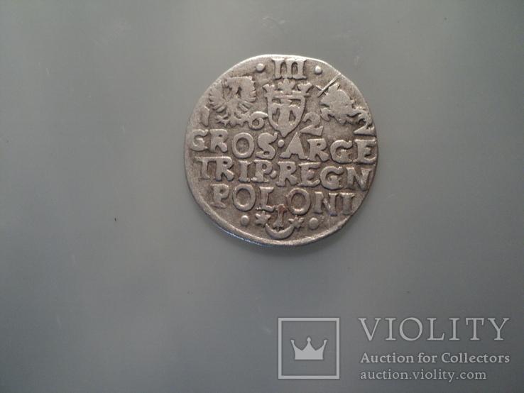 Трояк 1622 г, фото №5