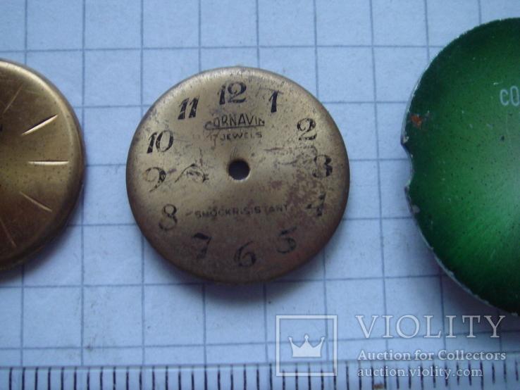 Циферблат к часам Cornavin 3шт., фото №4