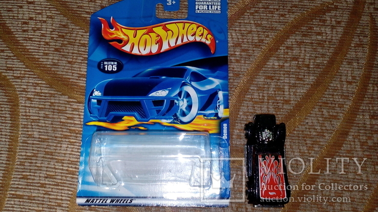 Машинка Хот Вилс Hot Wheels №36, фото №5