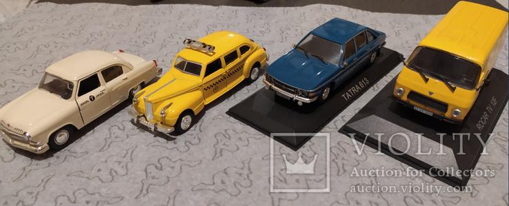4 автомобиля, фото №3