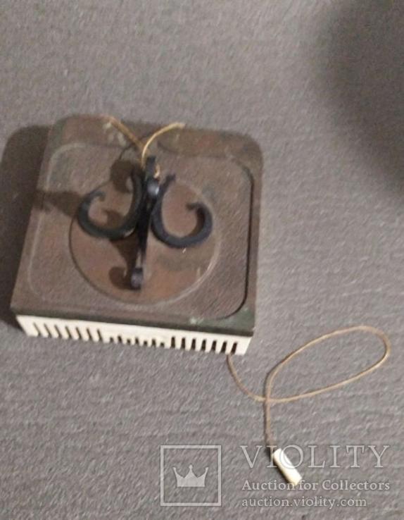 Звонок дверной на веревочке ссср, фото №2