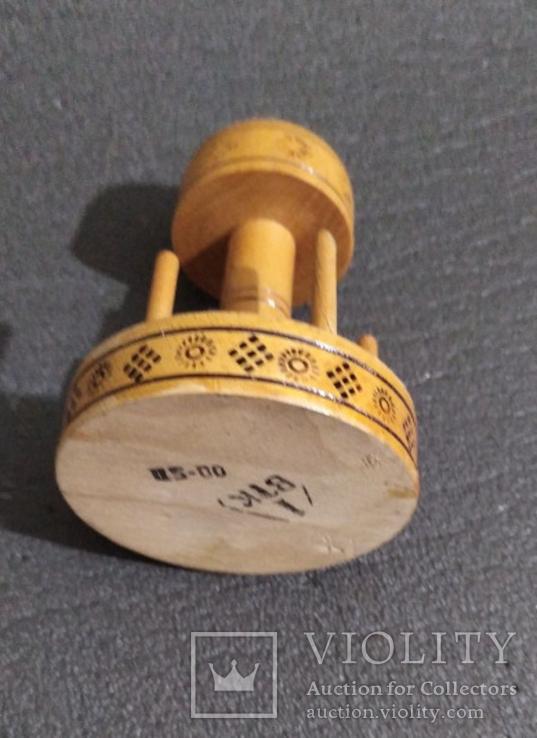 Пуфик для иголок сср, фото №3
