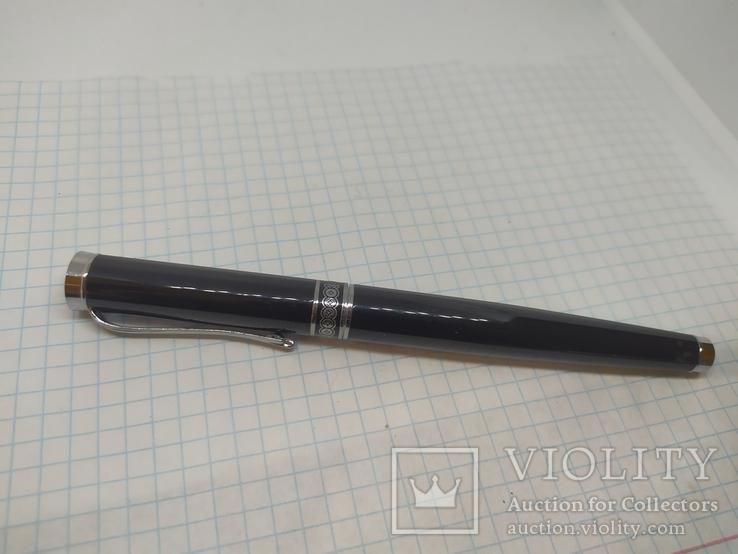 Перьевая ручка. Тяжеленькая. Длина 137мм, фото №2