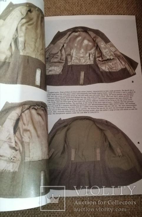 Полевые мундиры немецкой армии 1933-1945. Формат А5., фото №4