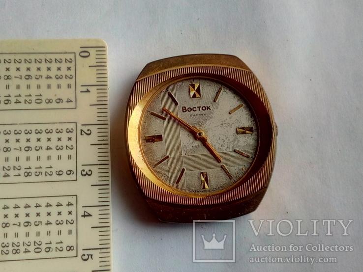 Часы Восток AU5 17 камней, фото №2