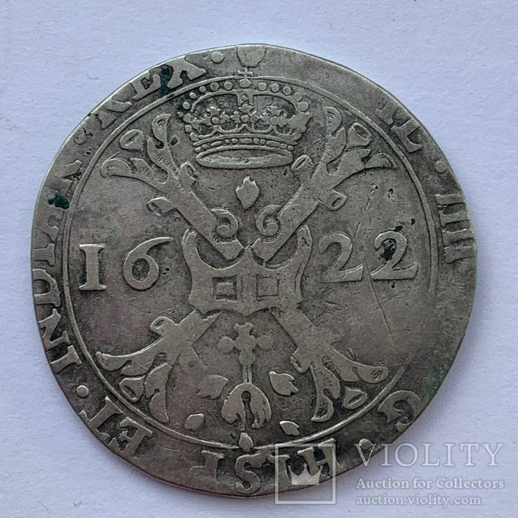 1/2 талера 1622 года
