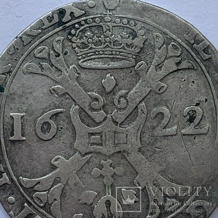 1/2 талера 1622 года, фото №3