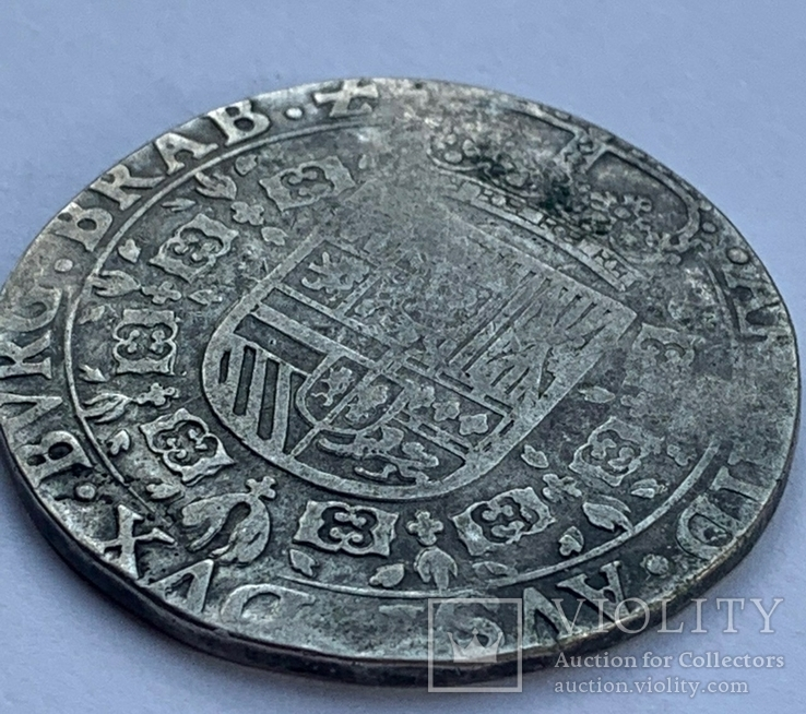 1/2 талера 1622 года, фото №11