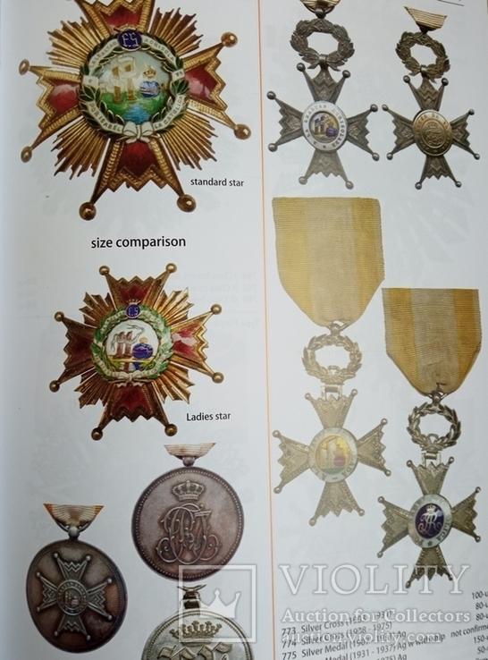 Ордена и медали стран мира до 1945 года, фото №5