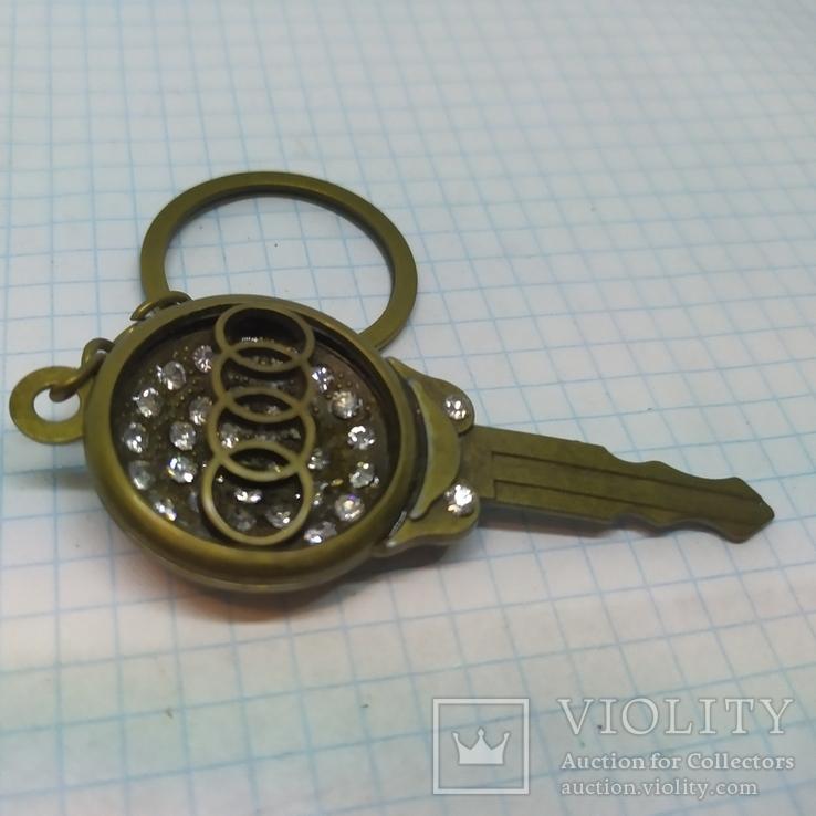 Брелок Ключ от машины Audi (09.20), фото №3