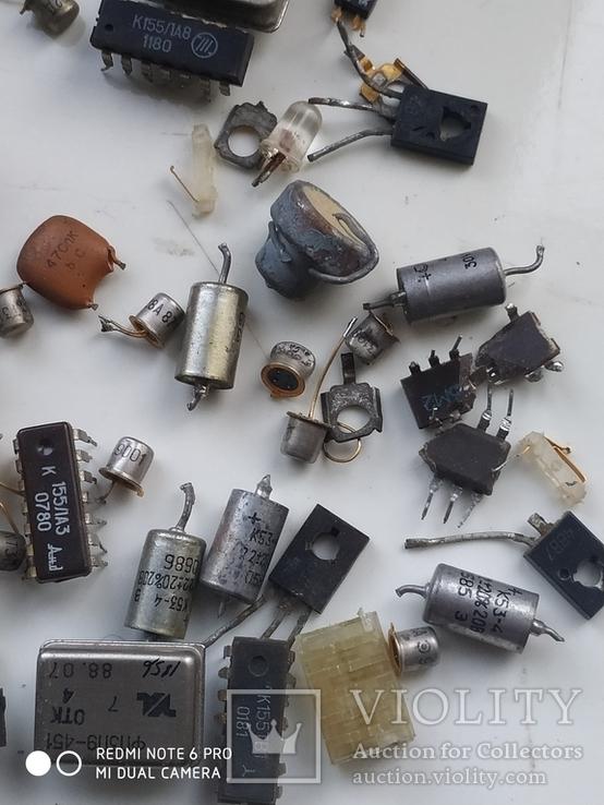 Транзисторы.микросхемы., фото №4