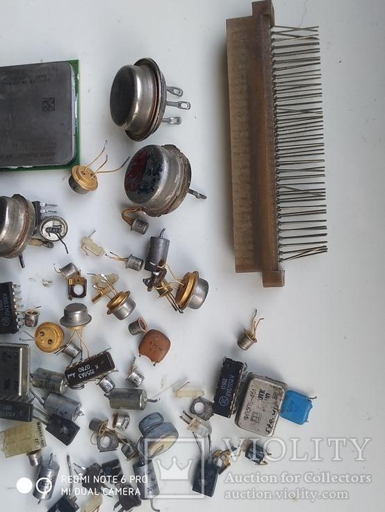 Транзисторы.микросхемы., фото №6