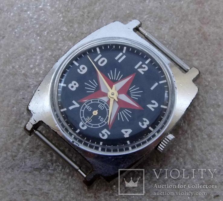 Часы победа ссср  (45), фото №2