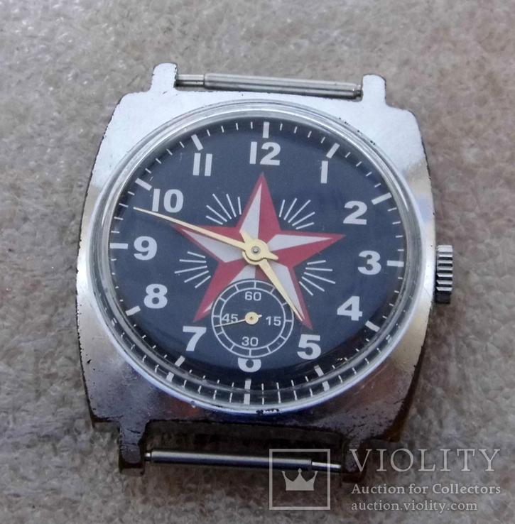 Часы победа ссср  (45), фото №4