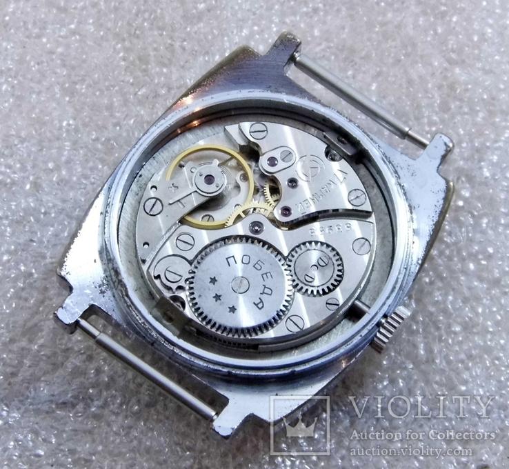 Часы победа ссср  (45), фото №7